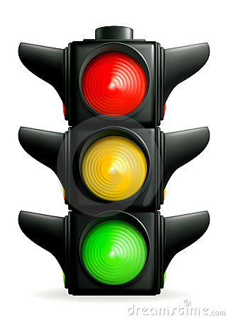 Free Traffic Lights Stock Image - 20634361