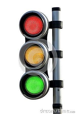 Free Traffic Lights Royalty Free Stock Photos - 5927188