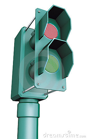 Traffic lights two