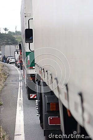 Traffic line