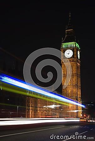 Traffic at london