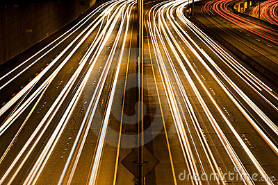 Traffic rush hour