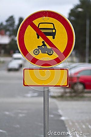 Free Traffic Sign Stock Image - 22096401