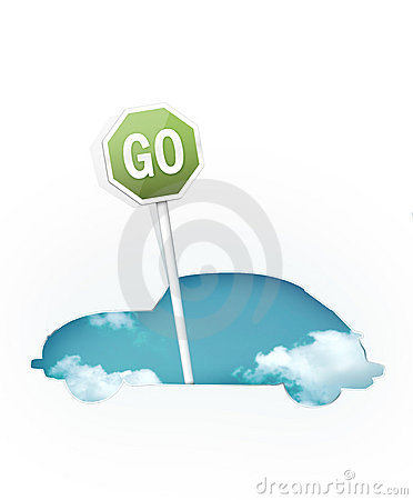 Traffic Sign – Go