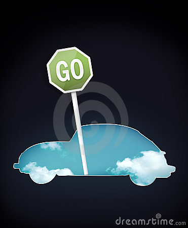Traffic Sign – Go