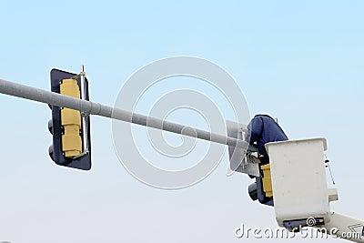 Traffic Signal Repair