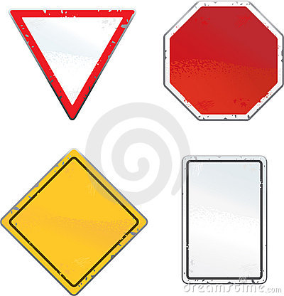 Free Traffic Signs Stock Photos - 1953003