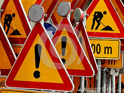 Traffic signs !!!