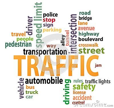 Traffic tags