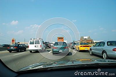 Trafik för 2 driftstopp