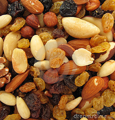 Free Trail Mix Stock Images - 10403874