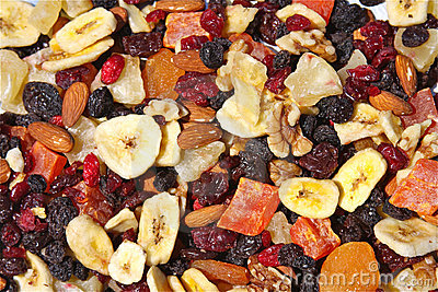 Trail Mix Snack Food