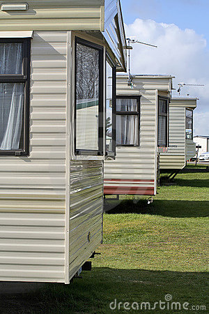 Free Trailer Homes Stock Photography - 671412