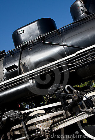 Train boiler