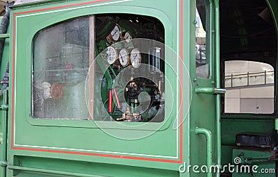 Train Cabin