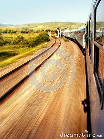 Train Roll On