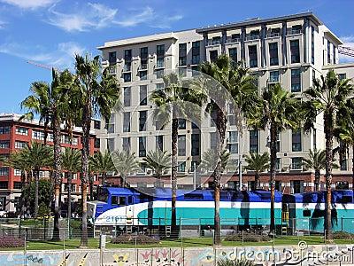 Train In San Diego