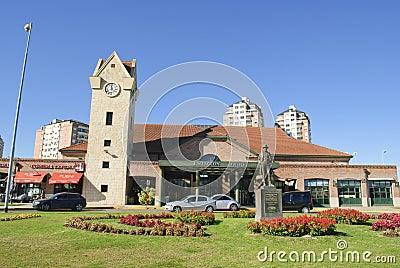 Train Station Editorial Photo