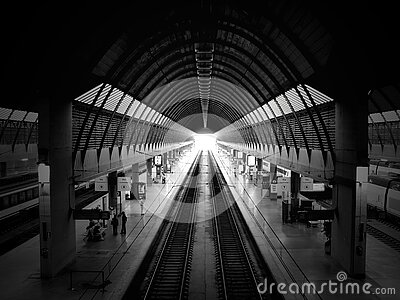 Train Station Waiting Lobby Free Public Domain Cc0 Image