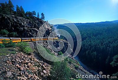 Train to Silverton