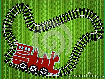 Train toy