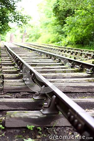 Train track B