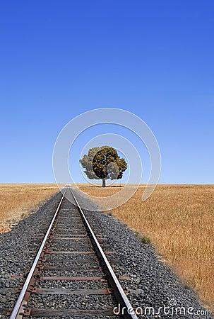 train tracks clipart