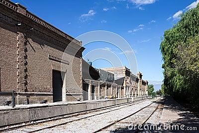 Train Tracks Mendoza