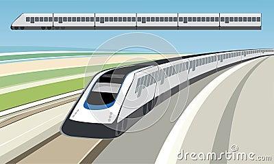 Train (vector)