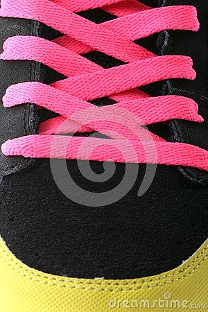 Trainers boot laces