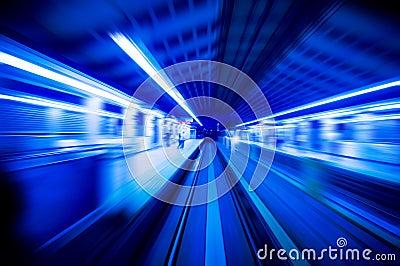 Trains prompts