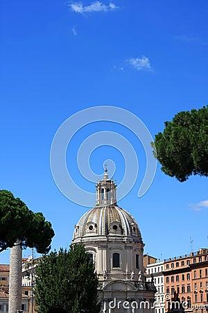 Trajan Forum, Rome