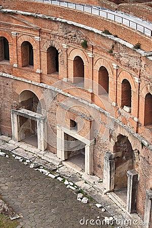 Trajan Forum in Rome