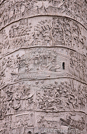 Trajan s Column Up-close