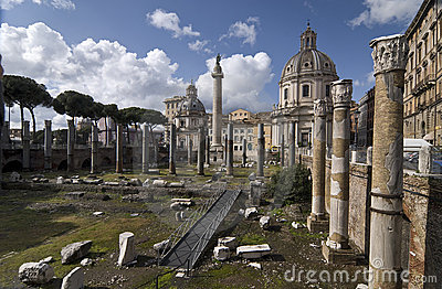 Trajan s Forum