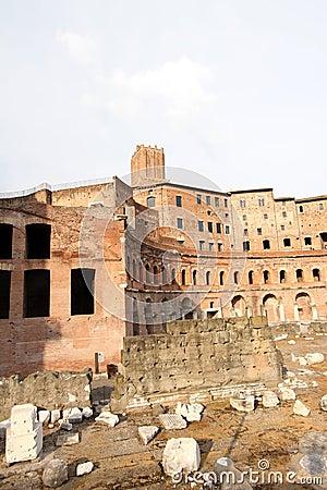 Trajan s Market in Rome