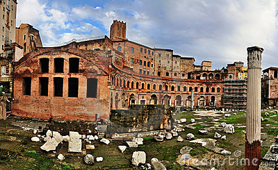 Trajan s Market, Rome
