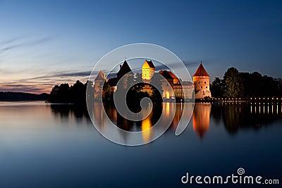 Trakai Island Castle.