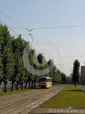 Tram way 1