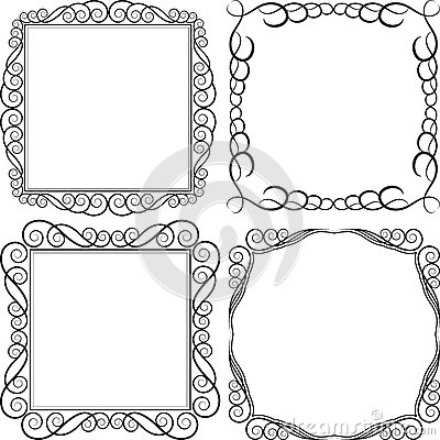 Trame carrée