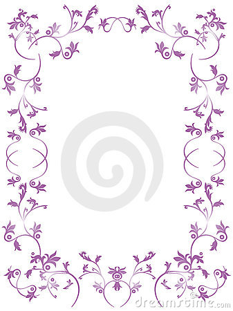 Trame florale