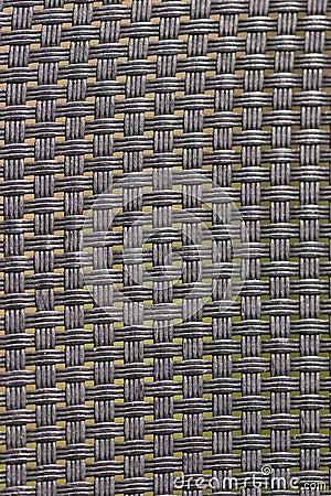 Trampoline weave