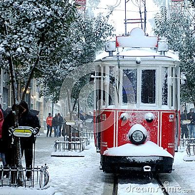 Free Tramway Royalty Free Stock Image - 7788056