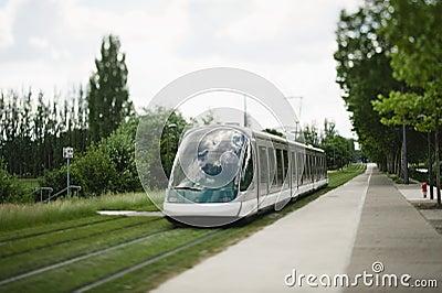 Tramway in Strasbourg
