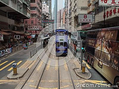 Tramways Editorial Photo
