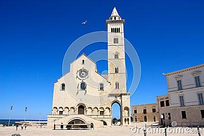 Trani cathedral, Apulia, Italy