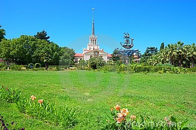 Tranquil park