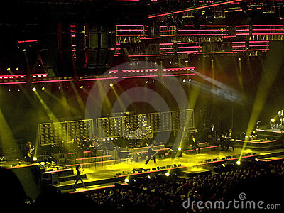 Trans Siberian Orchestra 1 Editorial Stock Image