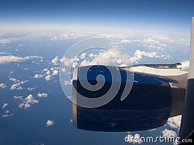 Transatlantic flight