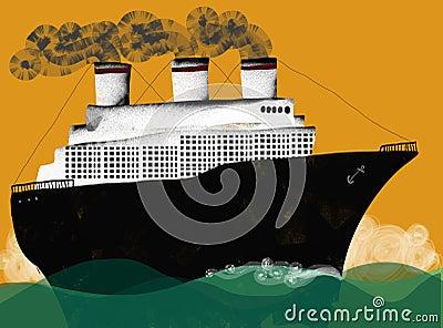 Transatlantic sailing